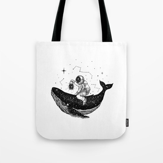 Space whale by monlee