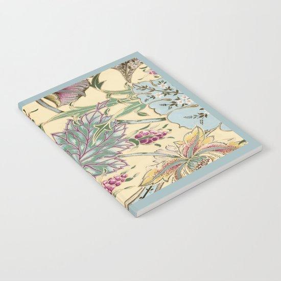 tiffany garden Notebook