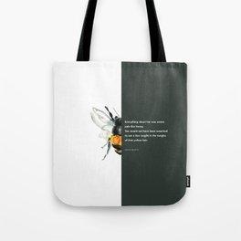sweet bee honey blonde Tote Bag