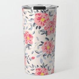 cistus flowers Travel Mug