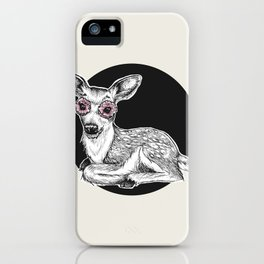 Fawn. iPhone Case