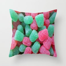 Jelly Throw Pillow