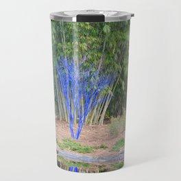 View Into An Enchanted Garden Travel Mug