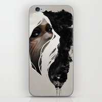 totem iPhone & iPod Skins featuring Totem by Jeff Langevin