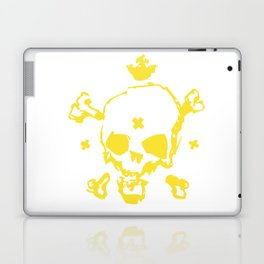 XXX Skull Laptop & iPad Skin