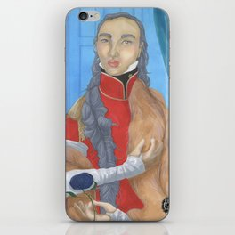'Arienne'- from my Officer Series iPhone Skin