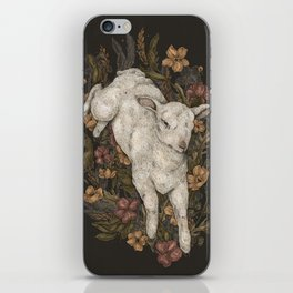 Lamb iPhone Skin