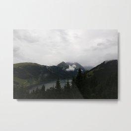 Tyrol region Metal Print
