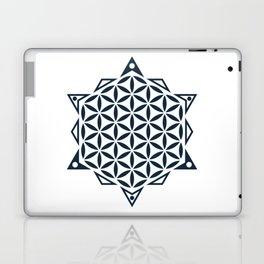 Flower of Life, Sacred Geometry Laptop & iPad Skin
