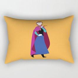 Anna from Frozen - Princesses series Rectangular Pillow