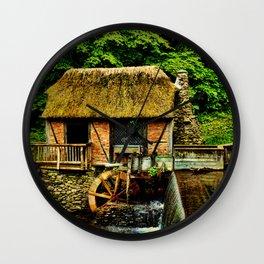 Gomez Mill Wall Clock