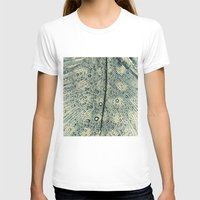feather T-shirts featuring feather by Ingrid Beddoes