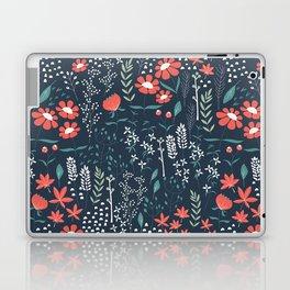 Flower garden 001 Laptop & iPad Skin