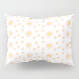 pink flowers patern Pillow Sham