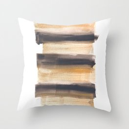 [161216] 13. Drenched Watercolor Brush Stroke Throw Pillow