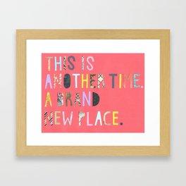 tenderqueerthings #29 Framed Art Print
