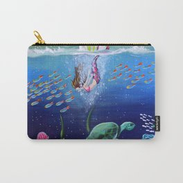 Rainbow Diving Carry-All Pouch