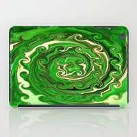 irish iPad Cases featuring Irish Green by Chris' Landscape Images & Designs