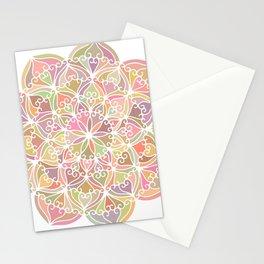 Mandala 03 Stationery Cards