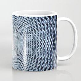 Concentric Symmetry Coffee Mug