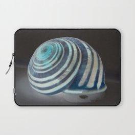 Glowing Snail Laptop Sleeve
