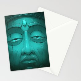 Buddha I. Stationery Cards