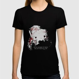 Evil Wombat of Death T-shirt