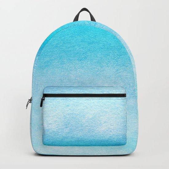 Tropical sea #9 Backpack