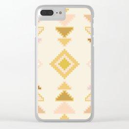 caravan Clear iPhone Case