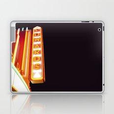 Edward's Marquee Laptop & iPad Skin
