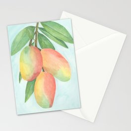 Mangoes Stationery Cards