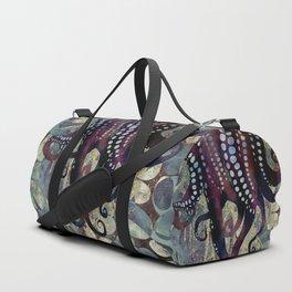 Metallic Ocean II Duffle Bag