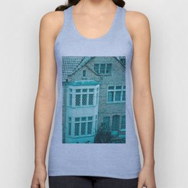 COLONIAL HOUSE IN BOGOTA COLOMBIA Unisex Tank Top