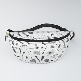 Flower mix Fanny Pack