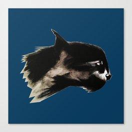 wlvrn Canvas Print