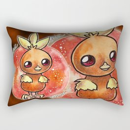 255-torchic Rectangular Pillow