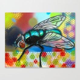 Fly 1 Canvas Print
