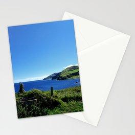 Antrim coast. Northern Ireland Stationery Cards
