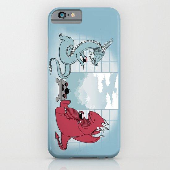 A Friend's Visit iPhone & iPod Case