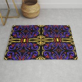 Dark of night Rug