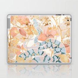Coral Spring Garden Laptop & iPad Skin