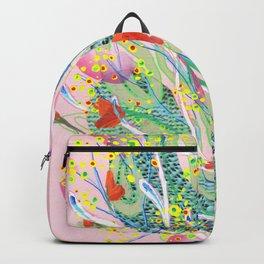 Alien Organism 26 Backpack