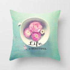 Beautiful Throw Pillow