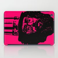 literature iPad Cases featuring Outlaws of Literature (Allen Ginsberg) by Silvio Ledbetter