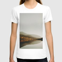 The Faded Forest on a River (Color) T-shirt