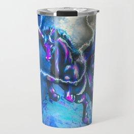 Electric Pegasus Travel Mug