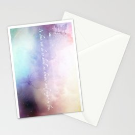 Dwell V1 Stationery Cards