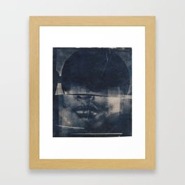 The Inveterate Nature of (material redacted) Framed Art Print