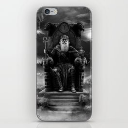 IV. The Emperor  iPhone Skin