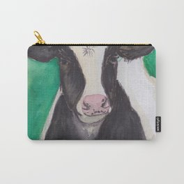 Pretty Little Cow Carry-All Pouch